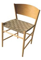jive chair - webbed seat